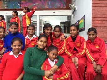 Preerna Girls School 1